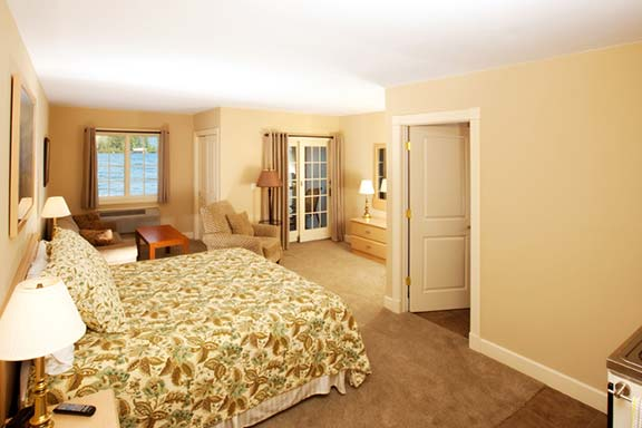 Guest Room with Chairs